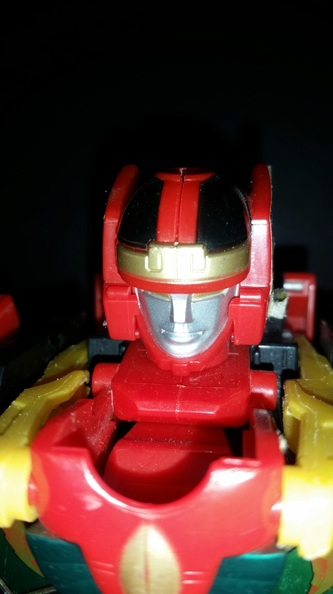 Original Red Dragon Thunderzord
